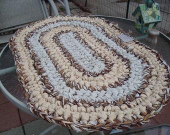 browns rag rug