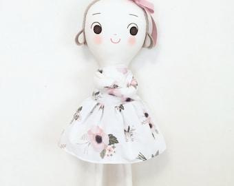 Sunok series- white dress girl