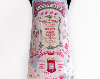 Apron Candy By Kitchen-chic