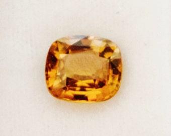 Shimmering Natural Zircon