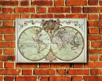 World Map Poster - #402