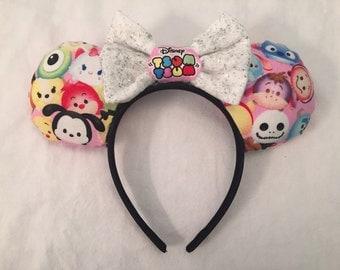 Tsum Tsum Inspired Ears