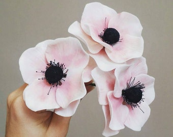 Sugar Flowers Anemones