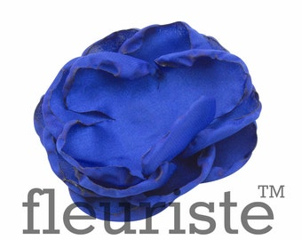 Royal 4 Layers Singed Flower, Chiffon Flower, Wholesale Flower, Fabric Flower, Headband Flower, Flower Embellishment, DIY Flower