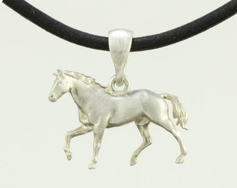Trailer • horse • silver • solid & 3D • S