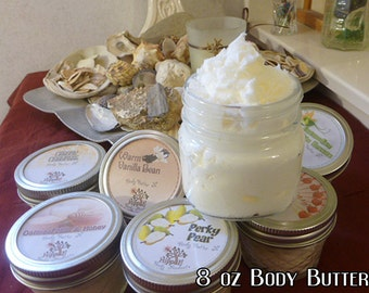 Body Butter X  8 oz Jar