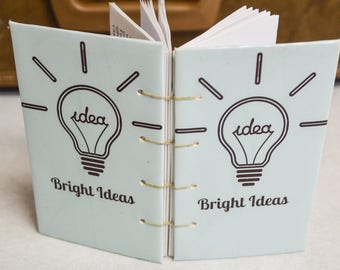 Bright Ideas Notebook/Journal *CLEARANCE PRICED* Condition 'As is'