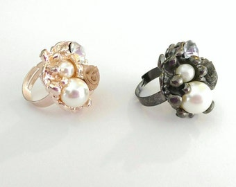 Rose Bouquet ring...