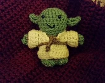 Inspired Yoda