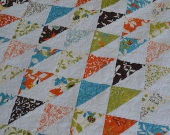 Cosy Autumn Quilt