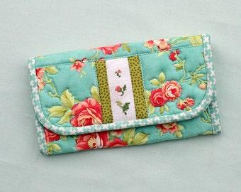 Flower purse 4
