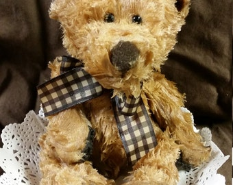 Wax Dipped bear-highly fragranced