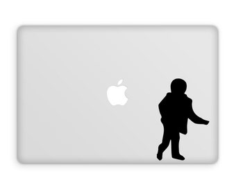 The Man From Another Place Decal - Twin Peaks Decal / Sticker / David Lynch