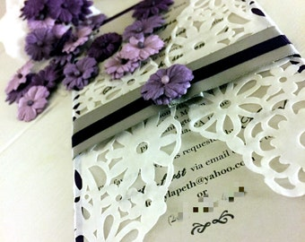 Longwood - Theme Color Invitations