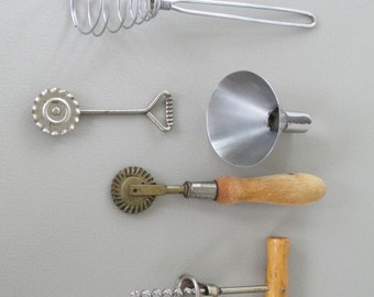 Vintage Cooking Utensils