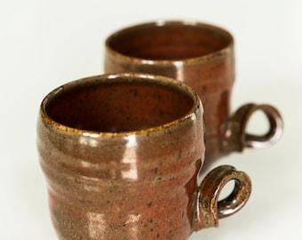 Haitus Handthrown Stoneware Mugs