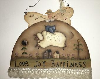 Love Joy Happines