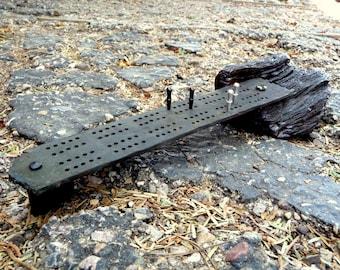 Pyroclastic Cribbage Board
