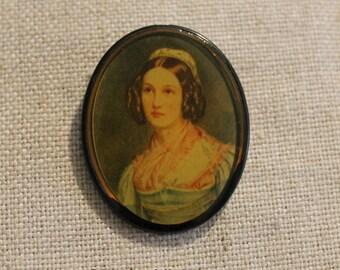 Vintage Victorian cameo