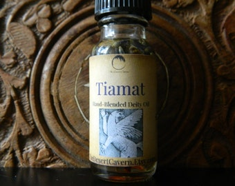Tiamat Oil - 1/2 Ounce