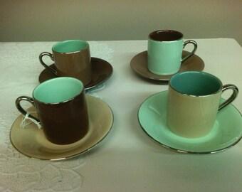 Classic Coffee & Tea Espresso Set