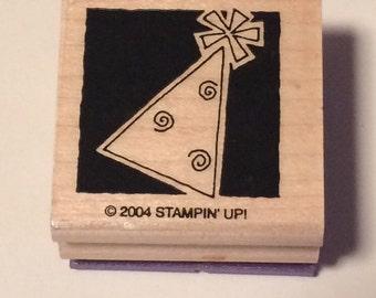 Birthday Hat stamp