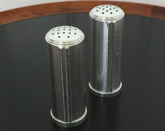 Kensington Salt and Pepper Shakers Art Deco Design Vintage