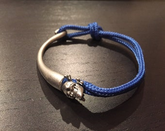 Unixes Hook Bracelet, Nylon Bracelet