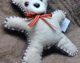 Alpaca Pocket Bear