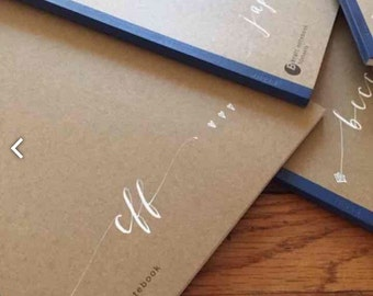 Personalized Notebooks/Journals