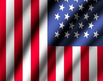American Flag Ripples Cornhole Wrap Bag Toss Decal Baggo Skin Sticker Wraps