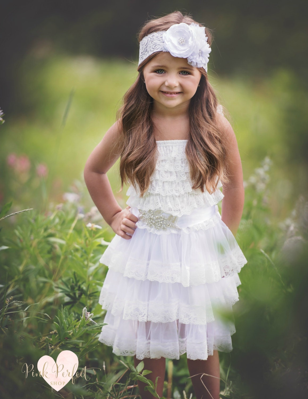 ivory flower girl dress flower girl dresses flower girl