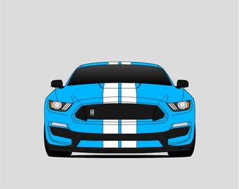 SHELBY GT350 // 2015 Mustang // 2016 Mustang // 2017 Mustang // Ford Mustang Carroll Shelby