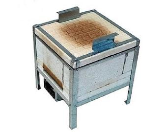 Hot Box Kiln - good for glass fusing, ceramic & silver clay