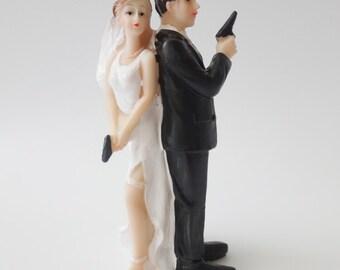Wedding Cake Topper Tough Love