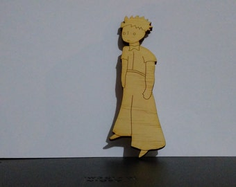 DIY supply/1 wooden figure/unfinished figure/fairytail figure/craft supply/children play/wooden shape
