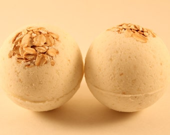 MOH (Milk, Oats, Honey) Bath Bomb