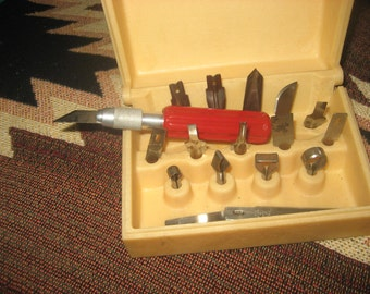 18 Piece Set X-ACTO Tools