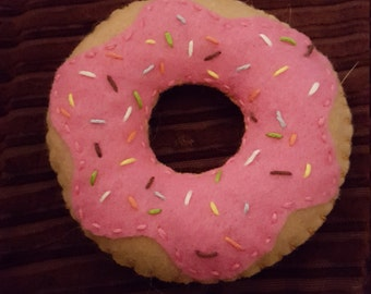 Kitty Cat Doughnut