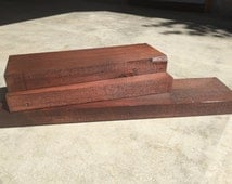 Old Growth Reclaimed Wood Shelves - Contact us for custom sizes - Just about anything is possible! - Red Mahogany READY TO SHIP