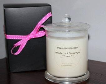 Handmade soy candle_large