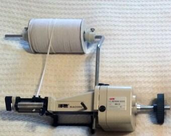 Racing MDK61      Industrial Sewing Machine      Elastic Metering Device.