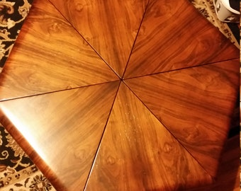 "Petalas"" octagonal coffee table"