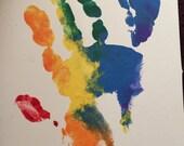 Rainbow Rye Hand