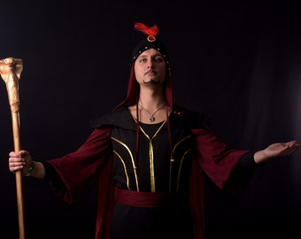 SALE -10% Jafar Disney Aladdin villain cosplay