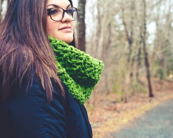 Wool Blend Cold Weather Cowl