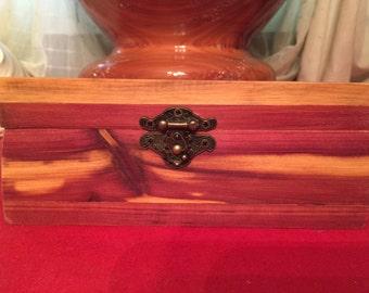 Red Cedar Small Box (7x4x3)