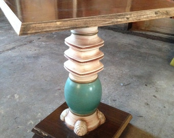 Vintage Howard Kron Original Lamp Table