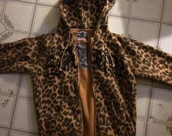 L.a.m.b zip up hoodie (m)