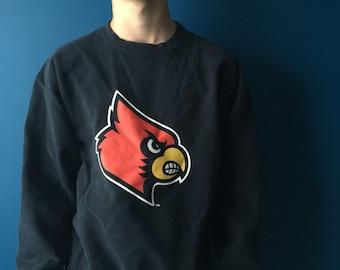 University of Louisville Cardinal sweatshirt